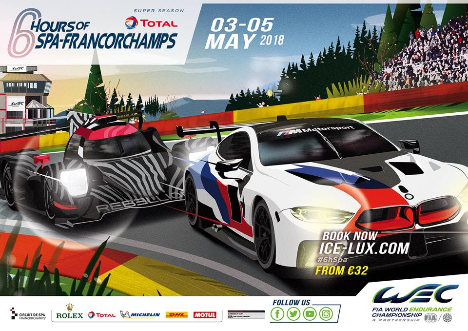 Total 6 Hours of Spa-Francorchamps - WEC