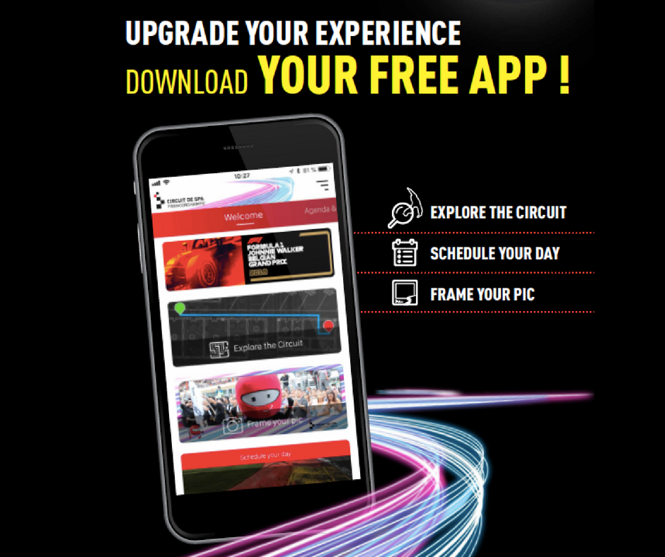 Download your free app !