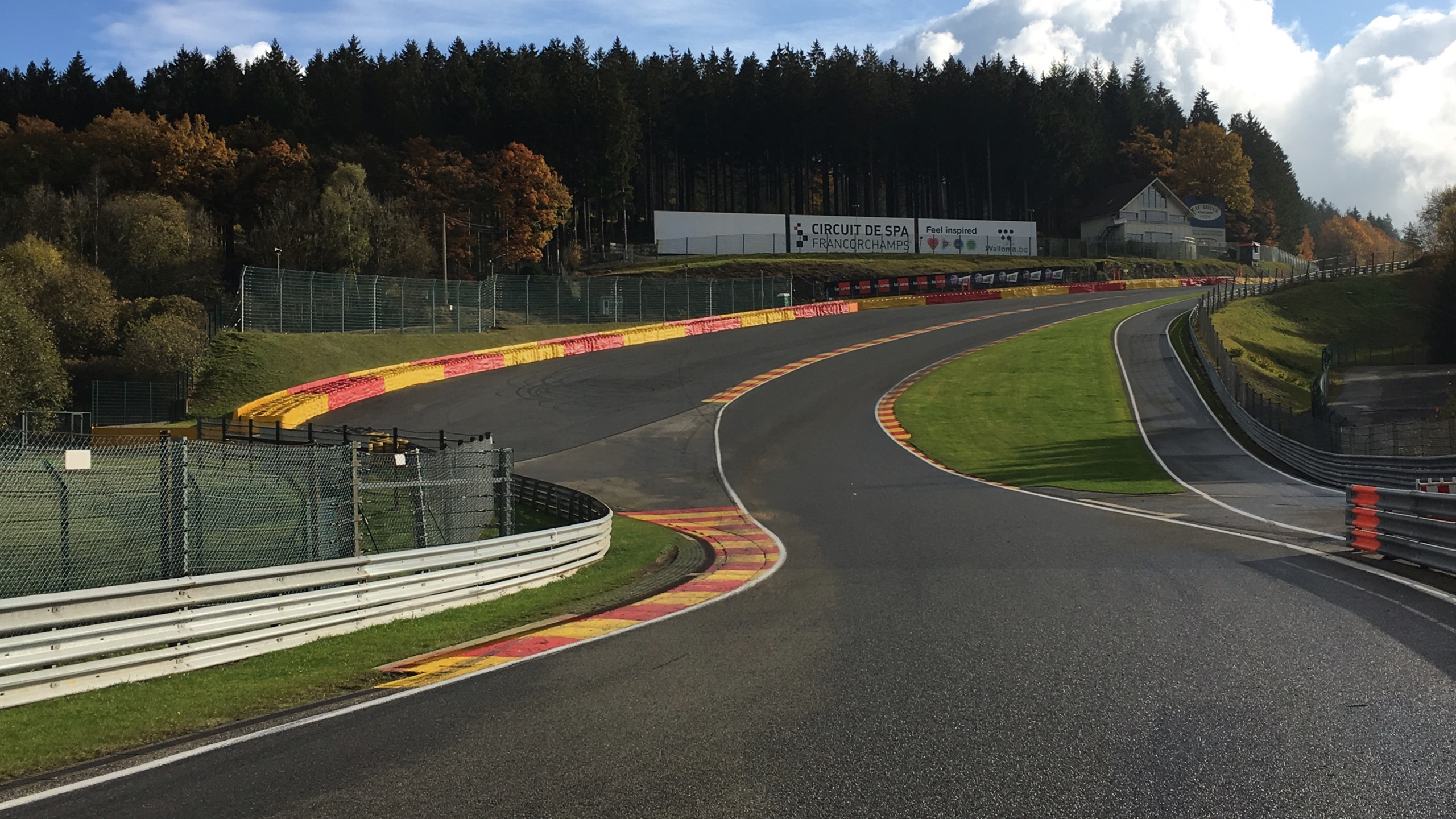 STATEMENT FROM SRO MOTORSPORTS GROUP, RACB AND CIRCUIT OF SPA-FRANCORCHAMPS