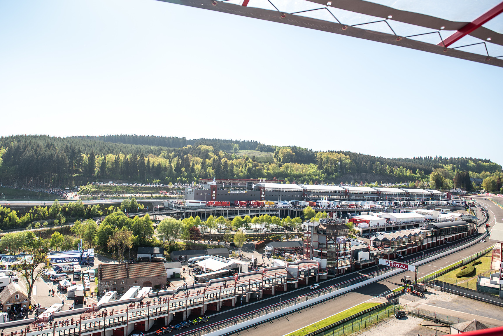WEC renews with Circuit de Spa Francorchamps for 4 years