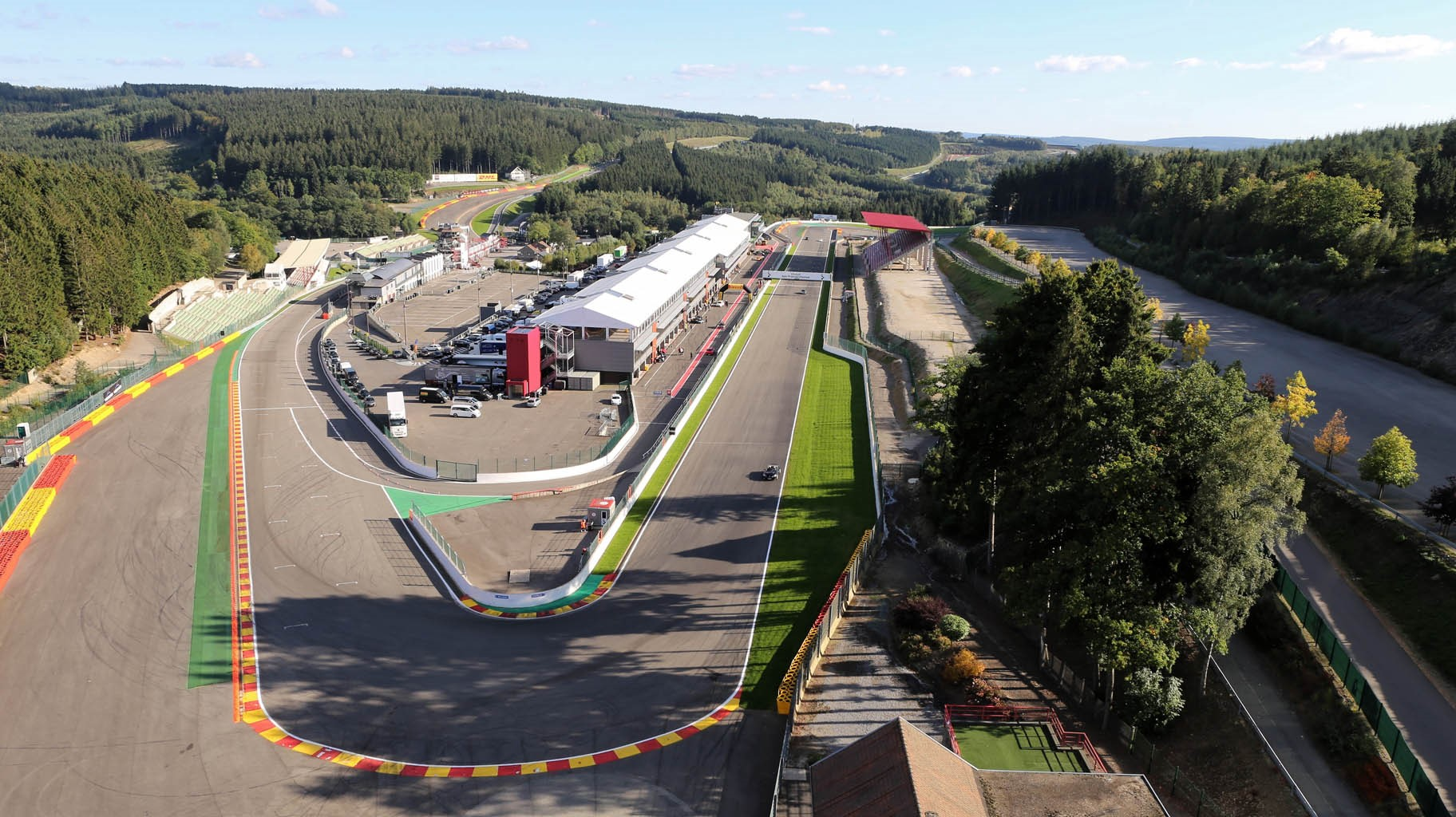 The Magic Of A Circuit Which Is Absolutely Unique Spa