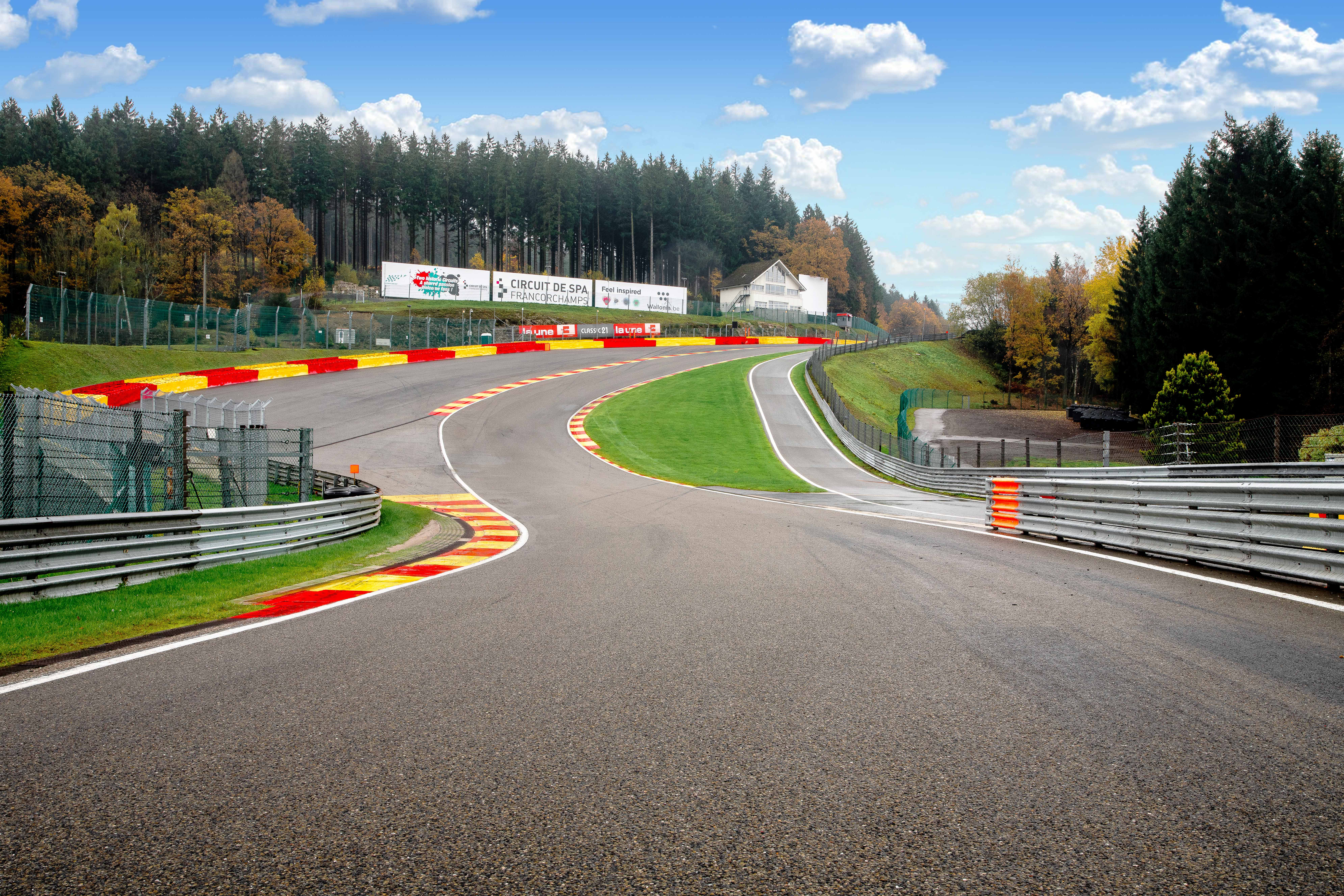 Partial reopening to the public of the Circuit of Spa-Francorcham