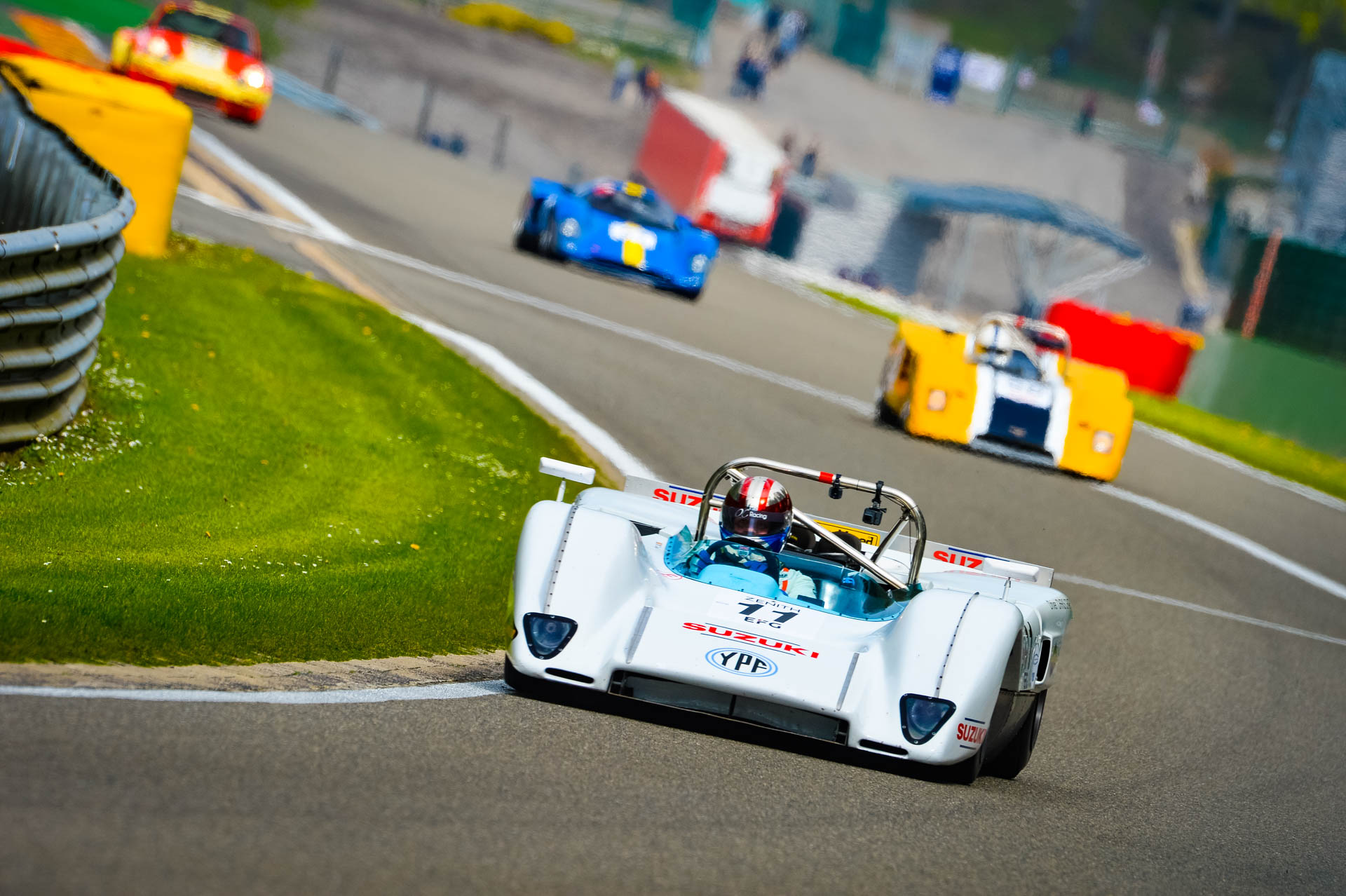 Spa Classic 2020 cancelled