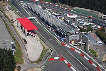 circuit of spa francorchamps. Black Bedroom Furniture Sets. Home Design Ideas