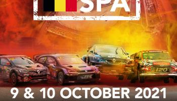 Le Spa World Rallycross of Benelux, manche finale du FIA World Rallycross Championship 2021 9 & 10 octobre 2021