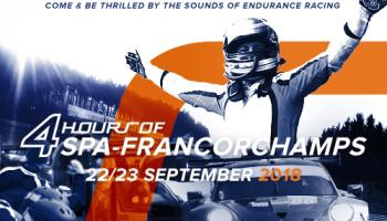 Info Ticketing ELMS - 4 Hours of Spa-Francorchamps