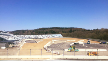 Discover the Spa World RX of Benelux Track
