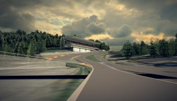 FIRST PHASE OF WORK AT SPA-FRANCORCHAMPS GETS UNDERWAY