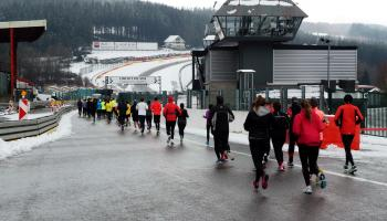 Get your trainers on, it's almost time for the Spa Francorchamps Run!