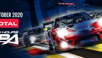 Total 24 Hours of Spa on the final straight ahead of 72nd edition (Behind Closed Doors)