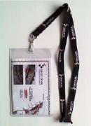 LANYARD BLACK  OFFICIAL MERCHANDISING CIRCUIT OF SPA-FRANCORCHAMPS 1