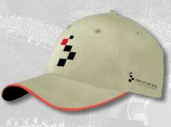 "CAP BEIGE ""CIRCUIT DE SPA-FRANCORCHAMPS""LOGO ON BOTH SIDES -1 SIZE FITS ALL (52cm) ADJUSTABLE 1"